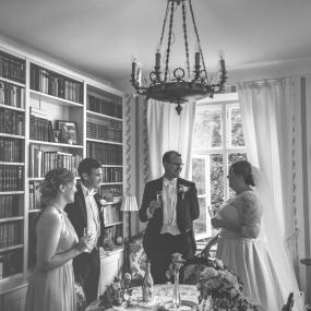 Bröllop, Örtofta slott 2017